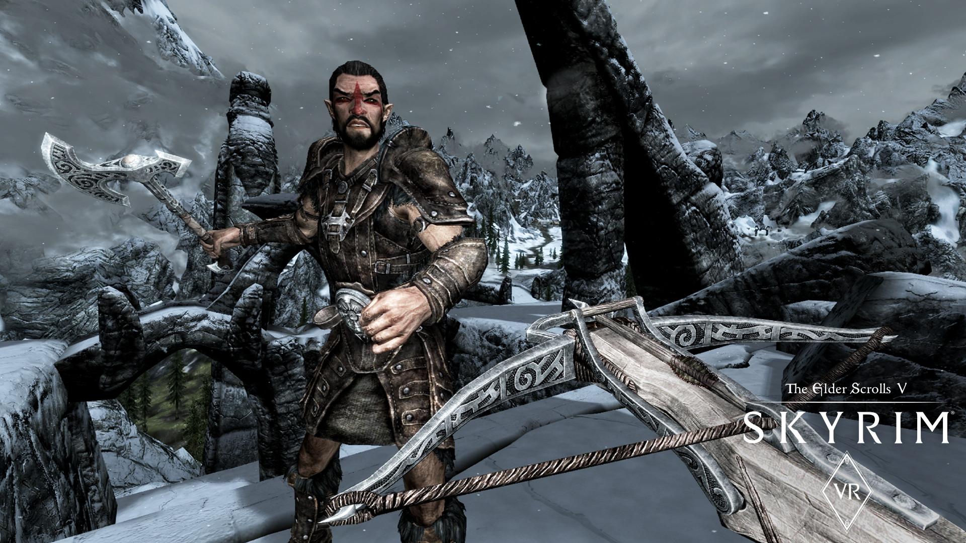 The Elder Scrolls V: Skyrim Special Edition Gaming Wallpaper for Walls